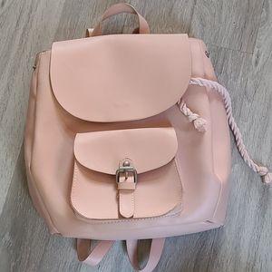ZARA Backpack Purse